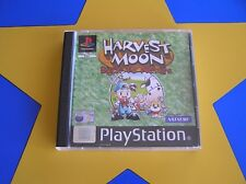 HARVEST MOON BACK TO NATURE - PLAYSTATION - PS