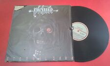 Metal Black Rock PICTURE ** Eternal dark ** ORIGINAL 1984 LP Venezuela