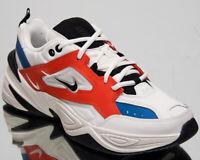 Nike M2K Tekno Mens Summit White Casual Lifestyle Sneakers Shoes AV4789-100