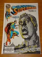 SUPERMAN #39 VOL 2 DC COMICS NEAR MINT CONDITION JANUARY 1990