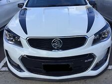 HOLDEN COMMODORE: FOR ALL VF SERIES - HEAD LIGHT DECALS.(Eyelids). FREE POSTAGE