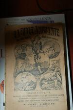 La bible amusante par Léo Taxil, 1903, 400 dessins comiques