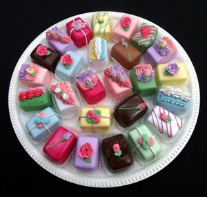 FAKE Petit Fours Look So Real