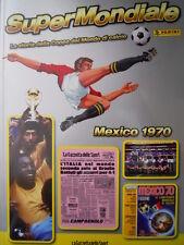 Panini World Cup Storia Mondiale Messico Mexico 1970  - Ristampa [sc.48]