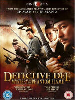 Detective Dee - Mystery Of The Phantom Fiamma DVD Nuovo DVD (SBX484)