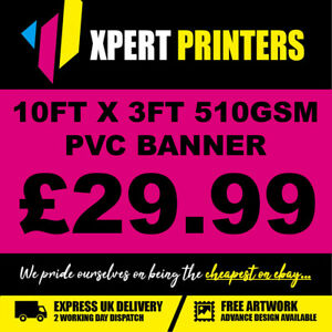 PVC Banners Custom Printed Outdoor Indoor Heavy Duty Vinyl Banner Ready to hang