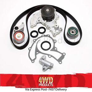 Water Pump/Timing Belt/Hydraulic Tensioner kit - Rodeo R9 3.2-V6 6VD1 (98-03)