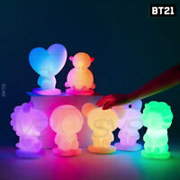 BTS BT21 Official Authentic Goods Smart Lamp 5V 1A with Tracking Number