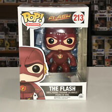 FUNKO POP THE FLASH 213 THE FLASH SERIE TV