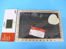 Schultafel mit kreide und schwamm  Schultafel | eBay