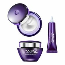 Avon Anew Platinum Skin-Replenishing BoxSet Day & night cream & Eye Smoother (64