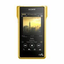 SONY Walkman Gold WM1 Series 256GB Oxygen-free Copper Body NW-WM1Z