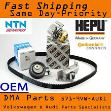 OEM VW Audi 1.8T MK4 B5 Jetta GTI Beetle Passat Timing Belt Kit metal water pump