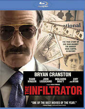 The Infiltrator (Blu-ray Disc, 2016)