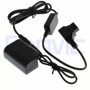 GH3 GH4 GH5 D-tap DMW-DCC12 DC Coupler Dummy Battery for Panasonic