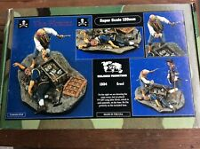 Verlinden 120mm 1/16 Greed Pirates Fighting for Treasure Chest (2 Figures) 1334