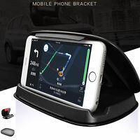 Supporto Da Auto per Smartphone, Porta Cellulare Cruscotto GPS Navigatore Mount