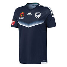 OFFICIAL MELBOURNE VICTORY HOME 16/17 JERSEY Size MENS L
