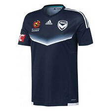 OFFICIAL MELBOURNE VICTORY HOME 16/17 JERSEY Size YOUTH LARGE ( 11/12 )