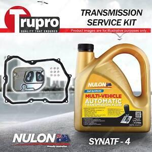 SYNATF Transmission Oil + Filter Service Kit for Volkswagen Passat 3C Tiguan 5N