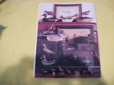 Guyette & Schmidt North American Decoys Auction Catalog July 28 & 29, 1995 G/Vg