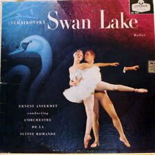 "TCHAIKOVSKY ""SWAN LAKE""  Ansermet.LP London CM 9025"
