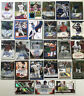AUTOGRAPH / GAME USED RELIC 50 Card Lot Baseball Hot Pack: 2 GUARANTEED Hits!