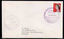 AUSTRALIA = 1967 US Naval Communication Base, Exmouth. Official Opening cover.