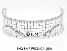 Microblading Eyebrow Stencil Makeup Reusable Measuring Shaper Tattoo Ruler Tool