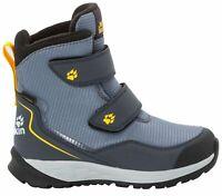 Jack Wolfskin Children Winter Shoes Boots Polar Bear Texapore High Vc Piquet