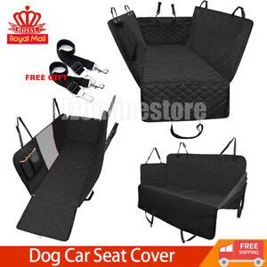 Waterproof Car Rear Back Seat Cover Pet Dog Auto Protector Hammock Mat Non-Slip