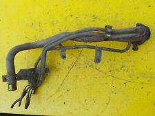 88-91 Honda Prelude Fuel Filler Neck Complete Gas Fill Tube w Vent Genuine OEM