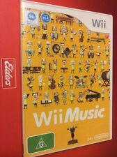 Nintendo Wii Game Wii Music