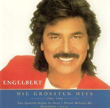 ENGELBERT : NUR DAS BESTE - DIE GRÖSSTEN HITS 1986-1988 / CD - TOP-ZUSTAND