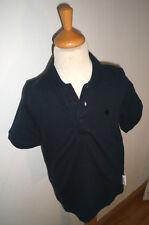 Sigikid Poloshirt T-Shirt  uni marine Gr. 104 neu