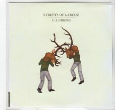 (GC998) Streets Of Laredo, Girlfriend - 2015 DJ CD