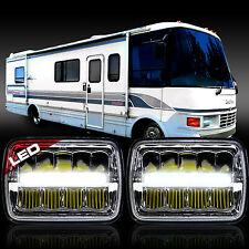 XDR9 LED Sealed Beam Headlight For International 4700 4900 1978-1986 Ford F150