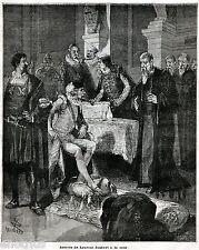LAURENT JOUBERT (1529-1583) ALLA CORTE DI FRANCIA. Medicina e Chirurgia. 1881