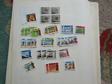 ZIMBABWE stamps - a small SELECTION