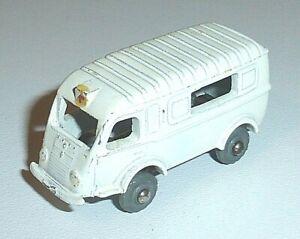 Fourgon MICRO Miniature CIJ France RENAULT 1000 Kg AMBULANCE 1/110 Model Van