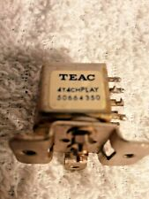 TEAC  4 TRACK--4 CHANNEL HEAD---PLAY BACK  #4