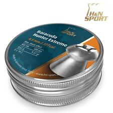H&N Baracuda Hunter Extreme .177 Air Rifle Pellets Air Gun Tins of 400