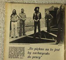 Czeslaw Niemen, ERNESTO CHE GUEVARA,Jerzy Grotowski,Salvador Allende museum 1978