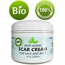 Anti Aging Scar Cream for Face and Body - Scar Removal Cream for Old Scars New S