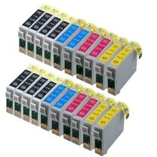 20x für Epson Stylus S22 SX130 SX235W SX435W SX440W BX305FW SX125W SX420W Tinte