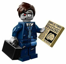 LEGO MINIFIGURES SERIE 14 Zombie Business Man 71010 Monsters Nuevo / New