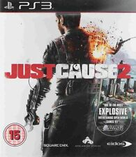 Just CAUSE 2-PLAYSTATION 3 (PS3) - Regno Unito/PAL