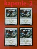 4x Shieldhide Dragon | Dragons of Tarkir | MTG Magic Cards