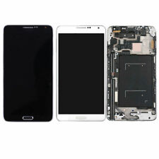 LCD Touch Screen Assembly With Frame For Samsung Galaxy Note 3 N9000 N900A/T FIX