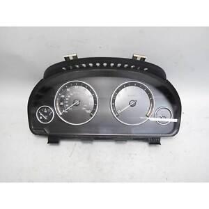 BMW F10 5-Series F25 X3 Factory Instrument Gauge Cluster Panel Speedo Tach USED